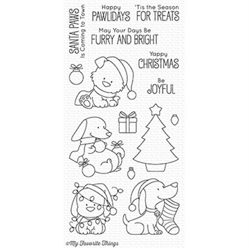 Happymade - My Favorite Things - Happy Pawlidays (BB-51)
